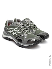 The North Face Men Olive Green Hedgehog Fastpack GTX Hiking Shoes
