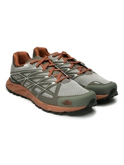 The North Face Men Grey Ultra Endurance Running Shoes
