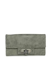 FunkyFish Women Grey Wallet