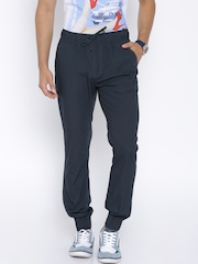 FIFTY TWO Slate Grey Jogger Trousers