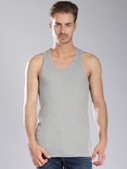 Levi's Grey Melange Innerwear Vest 300
