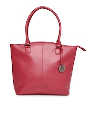 Caprese Pink Shoulder Bag
