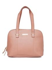 Caprese Dusty Pink Handbag