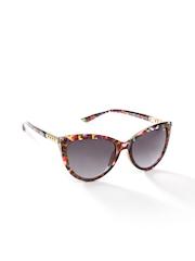 Lee Cooper Women Printed Cat Eye Sunglasses LC9097SXA DA