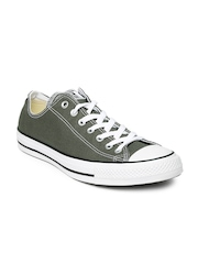 Converse Unisex Olive Green Sneakers
