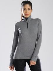 Superdry Grey Melange Training T-shirt