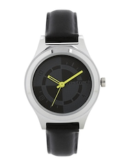 Fastrack Women Black Dial Watch 6152SL01
