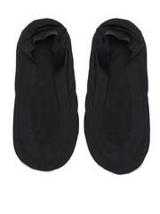 Metersbonwe Women Black Shoe Liners