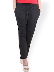 Ayaany Black Trousers