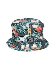 Jack & Jones Originals Men Multicoloured Floral Print Hat