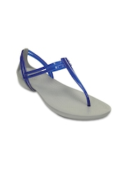 Crocs Women Blue Flats