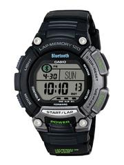Casio Men Black Smart Watch S070 STB10001ADF