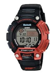 Casio Men Black Smart Watch S071 STB10004ADF