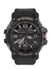 CASIO G-Shock Men Black Chronograph Analogue & Digital Watch G660