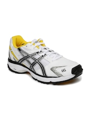 ASICS Men White Gel-Hardwicket 5 Cricket Shoes