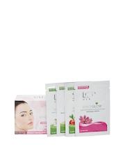 Lotus Herbals White Glow Fairness Facial Kit