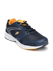 FILA Men Navy Arone Lite Running Shoes