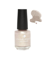 Lakme Absolute Gel Stylist Ivory Dust Nail Polish