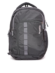 AMERICAN TOURISTER Unisex Black Comet Backpack