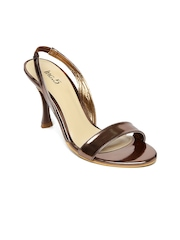 Inc.5 Women Bronze-Toned Heels