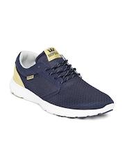 Supra Men Navy Hammer Run Sneakers