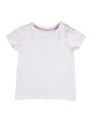 mothercare Girls Pink & White Clothing Set