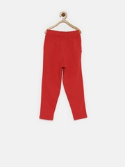 Tickles Girls Red Track Pants