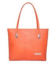 Lisa Haydon for Lino Perros Orange Shoulder Bag