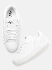 HRX by Hrithik Roshan Men White Sneakers