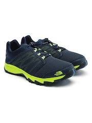 The North Face Men Navy Venture Memo Hiking Shoes