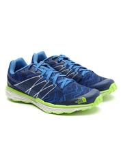 The North Face Men Blue Litewave Training Shoes