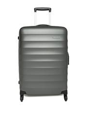 AMERICAN TOURISTER Unisex Grey Paralite Medium Trolley Suitcase