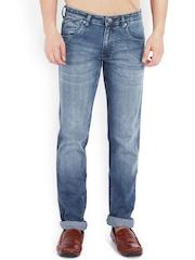 Park Avenue Blue Slim Jeans
