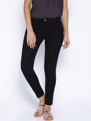 Tokyo Talkies Black Skinny Fit Jeans