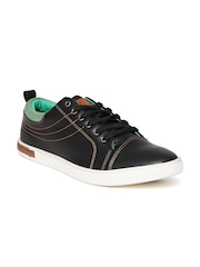 Numero Uno Men Black Sneakers