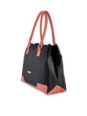 Daphne Black Shoulder Bag