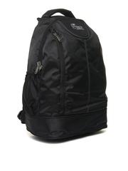 F Gear Unisex Black Booster Lite Laptop Backpack
