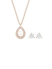 SWAROVSKI Clear Jewellery Set