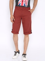 Locomotive Rust Chino Shorts