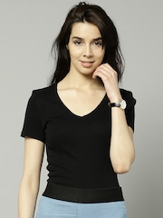 Marks & Spencer Black T-shirt