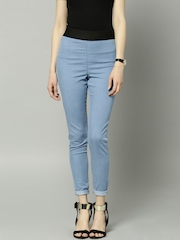 Marks & Spencer Blue Jeggings