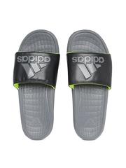 Adidas Men Grey Flip-Flops