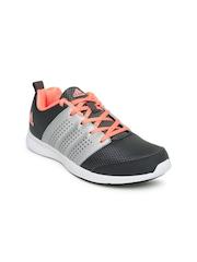 Adidas Women Grey & Silver-Toned Adispree Running Shoes