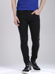 French Connection Black Super-Skinny Jeans