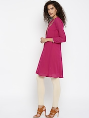 Global Desi Pink Tunic