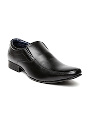 Bata Men Black Formal Shoes
