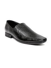 Bata Men Black Cyber Semiformal Shoes