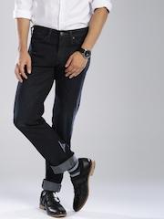 Levi's Redloop Navy Slim Fit Jeans 511
