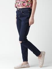 FOREVER 21 Navy Jeans