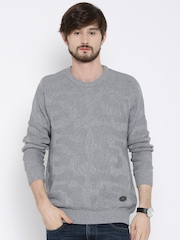 SPYKAR Grey Sweater